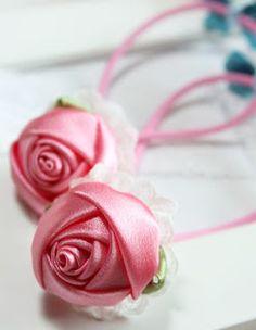 szalag rózsa