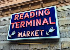 best things to eat at reading terminal market Visit Philadelphia, Reading Terminal Market, Visit Philly, Together Quotes, Gulliver's Travels, Reading Pa, Abandoned Amusement Parks, What To Pack