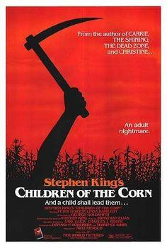 """Una tarde de clásicos, no le cae mal a nadie.  (Children of the Corn, 1987, basada en uno de los libros de Stephen King """"Night Shift"""", Fritz Kiersch, Estados Unidos)"""