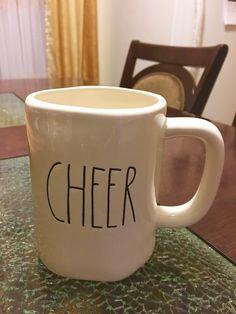 Got my cheer Rae Dunn mug today