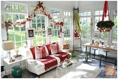 Christmas Decorating Ideas for a Cozy Family Room - Home Improvement Blog – The Apron by The Home Depot