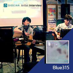 인디 뮤지션만의 색채감을 노래하는 #Blue315 인터뷰  Copyrights ⓒDIOCIAN.INC 글로벌 소셜 뮤직 플랫폼 DIOCIAN (http://www.diocian.co.kr/)  인터뷰 전문 : http://kstarfashion.com/archives/115549  #DIOCIAN #디오션 #아티스트 #인터뷰 #뮤지션 #음악 #Music #Musician #Artist #뮤직비디오 #Collaboration #Record #Studio #Interview #Lable