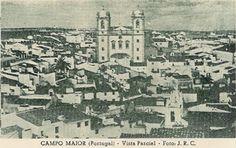 Campomaiornews: Opinião: SOBRE AS ORIGENS DA VILA DE CAMPO MAIOR, ...