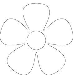 Molde de flor de eva Baixar moldes de flores em EVA para produção de artesanato e decoração. São mais de 60 moldes para completar a...