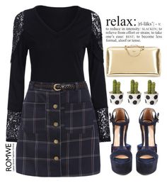 """""""Relax and play :)"""" by m-zineta ❤ liked on Polyvore featuring Carven"""