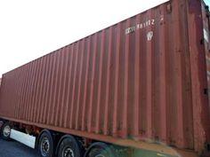 Containere maritime 40 picioare Bucuresti, livram din stoc containere maritime in Bucuresti sau alte regiuni ale tarii, dimensiuni containere maritime.