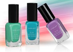 Science meets style: Inglot's O2M Breathable Nail Enamel