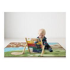 MULA Abacus - IKEA (best gift list ~ 9 mos)
