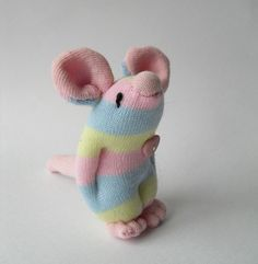 how to make a sock plushie - Google Search