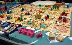 Five Tribes   Image   BoardGameGeek