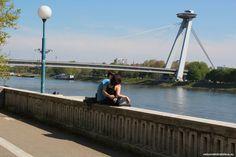 UFO BRIDGE & TOWER - WelcomeToBratislava | WelcomeToBratislava