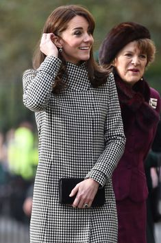 Catherine, Duchess of Cambridge, patron of 'Action on Addiction', visits the charity's Centre for Addiction Treatment Studies to see its work providing training, education and professional development for those working in addiction, on December 10, 2015 in Warminster, England.
