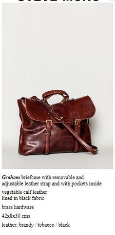 Steve Mono, Spanish bags