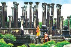 Medirigiriya Vatadage: A Jewel From The Past