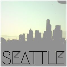 Hello, Seattle!