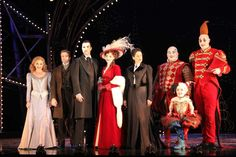 Love Never Dies Australia Cast