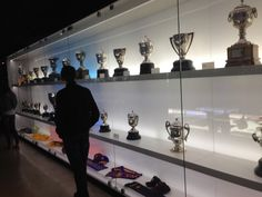 Are you a football fan? Don't miss the Camp Nou Experience Tour!!⚽️ #barcelona #barca #fcb #fcbarcelona #fcbarca #football #soccer #trophy #messi #neymar #campnou #campnouexperience #stadium #barcelonafc #tour #travel #instagood #instapic #photo