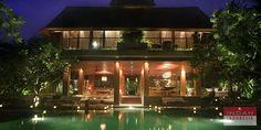 Red Door Villa, the mesmerizing holiday villa in Canggu, Bali. Visit http://indahindonesia.com/red-door-villa/, for more