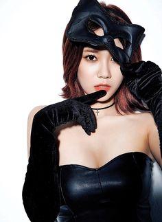 #AOA #Yuna Like A Cat
