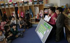 New research suggests that a behavior therapy method used with children who have autism could successfully be applied within preschool classrooms. (José M. Osorio/Chicago Tribune/TNS)