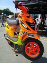 Scooter Piaggio Zip SP II Malossi DRC 157