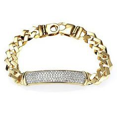 Mens gold jewellery