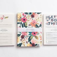 Get organized with @riflepaperco