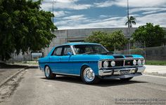 Falcon 351GT' by Mitch Hemming