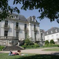 favorit place, french language, loir valley, loire valley, linstitut de, french illus, de tourain