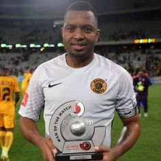 Kaizer Chiefs and Bafana Bafana goalkeeper Itumeleng Khune and Clinton Larsen, the Golden Arrows coach, have been selected as the first r. Kaizer Chiefs, Soccer Teams, Goalkeeper, 4 Life, Awards, African, Sports, People, Mens Tops