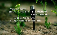 Insieme per costruire una nuova agricoltura ecologica, un'economia della conoscenza, un territorio intelligente, benessere e qualità della vita, coesione sociale e accoglienza.