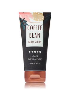 Coffee Bean Body Scrub - Bath And Body Works
