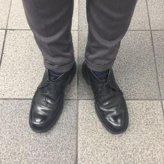 雨は朝の一瞬 今週はほとんどコードバンが履けてない #alden #オールデン #足もと倶楽部 #leathershoes #horween #shellcordovan #fashion #kicks #todayskicks #Tokyo #KOTD #aldenarmy #YOLO #tagsforlike #tflers #instagood #instadiary #instalike #instapic #instaphoto #madeinusa #leathergoods #shoestagram #instashoes #shoeporn
