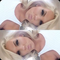 Platinum blonde.#Hair #Beauty #Blonde Visit Beauty.com for more.