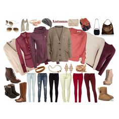 Great Autumn Fashion mix and match outfits