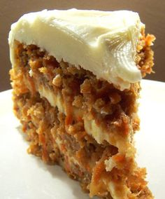 Pineapple Cake Carrot Pineapple Cake Recipe ~ Very Moist, Very Delicious!Carrot Pineapple Cake Recipe ~ Very Moist, Very Delicious! Carrot Cake With Pineapple, Best Carrot Cake, Carrot Cakes, Tropical Carrot Cake Recipe, Pineapple Pudding, Food Cakes, Cupcake Cakes, Just Desserts, Dessert Recipes