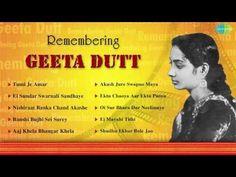 ▶ Remembering Geeta Dutt | Bengali Movie Songs Jukebox | Geeta Dutt Songs - YouTube