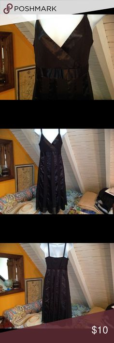 Black coctail dress. Lovely black coctail dress in polyester. believe Dresses