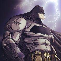 The Dark Knight Returns by Michael Pasquale