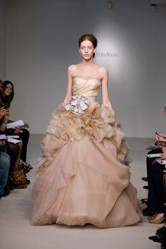 NYC Bridal Market - Vera Wang Spring 2012