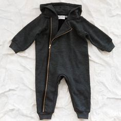 Cloths: mini rodini biker jumpsuit...just a hint of rocker :) if I had a kid this small again I would love this