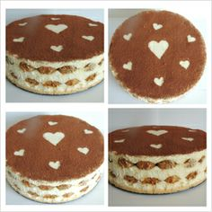 Tiramisu torta a´la Angie High Sugar, Cheesecakes, Muffin, Ale, Cooking Recipes, Pudding, Sweets, Cookies, Breakfast