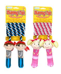 Pirate Skipping Rope & Fairy Skipping Rope