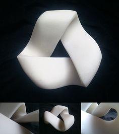 Résultats de recherche d'images pour «moebius sculpture»