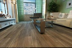 Adura Max Luxury Vinyl Plank flooring by Mannington Waterproof Color Name Bridgeway. Luxury Vinyl Flooring, Vinyl Plank Flooring, Luxury Vinyl Plank, Mannington Adura, Corner Desk, Furniture, Home Decor, Corner Table, Decoration Home