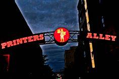 Vacation Rentals Nashville Tn - Printers Alley Lofts