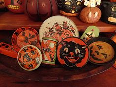 Collection of Halloween Noisemakers