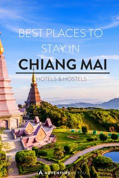Looking for where to stay while in Chiang Mai? Check out our list of hotels and hostels and make the most out of your stay in this city.
