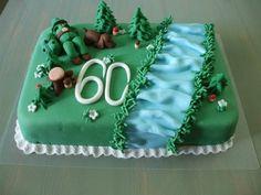 torty pre poľovníka - Hľadať Googlom Cake, Desserts, Tailgate Desserts, Deserts, Kuchen, Postres, Dessert, Torte, Cookies