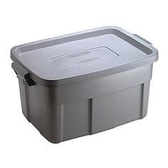 Rubbermaid Tote 14Gallon *** You can find more details by visiting the image link.
